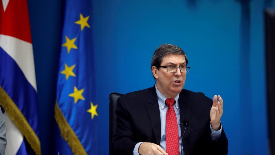 """Cuba cree que la UE """"miente y manipula"""" al apoyar a manifestantes del 11-J"""