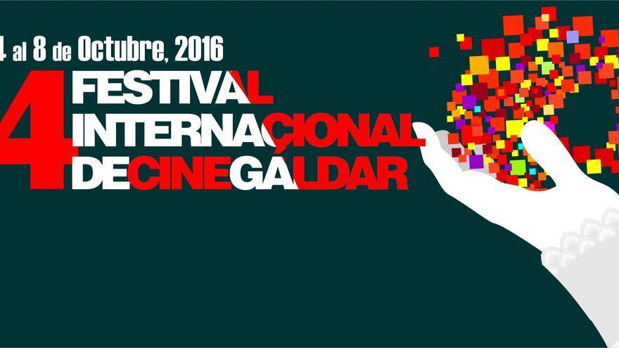 Cartel del Festival de Cine de Gáldar (Canarias Ahora)