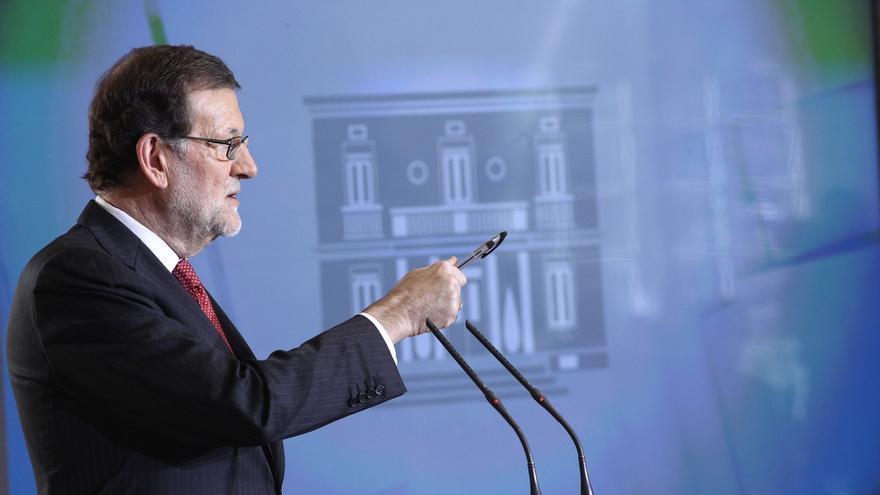 """Rajoy, sobre la opción de gobernar 12 años: """"Vamos a ver si somos capaces de construir entre todos y luego Dios dirá"""""""