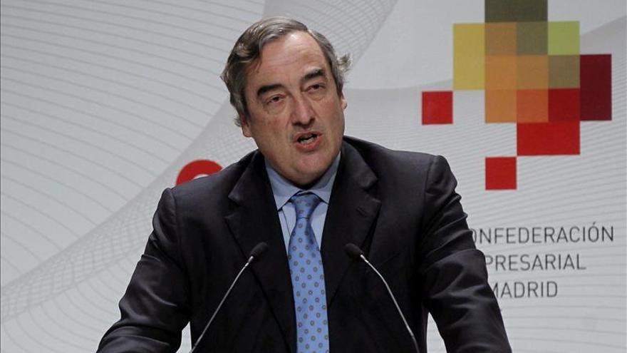 Rosell pide apoyo para culminar la regeneración de la CEOE en un nuevo mandato
