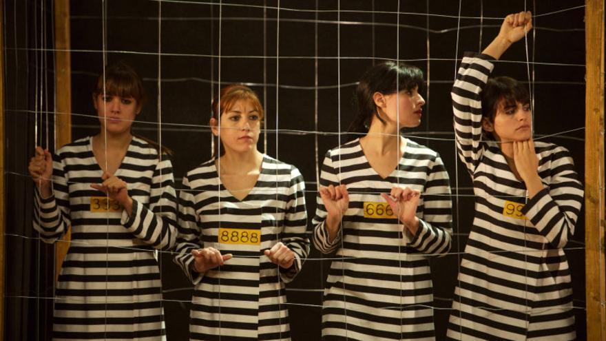Fotograma de 'El patio de mi cárcel', de Belén Macías