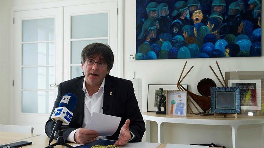 La lista de Puigdemont se querella contra dos miembros de la Junta Electoral