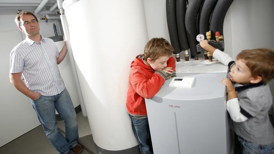Es importante contar con un sistema de calefacción eficiente.