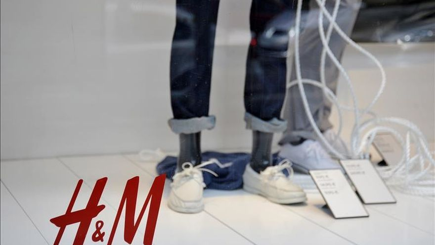 H&M aumenta sus ventas un 11 % en los últimos doce meses