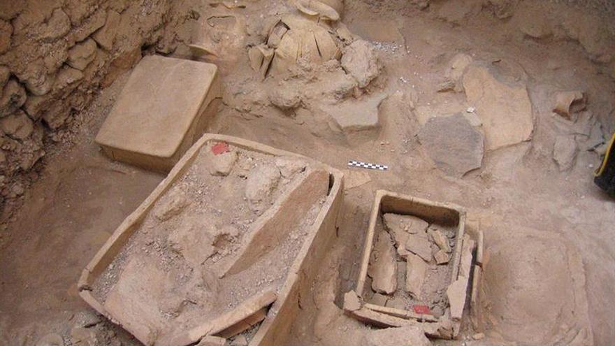 Unos descubrimientos arqueológicos en Santorini revelan novedades sobre los cicládicos