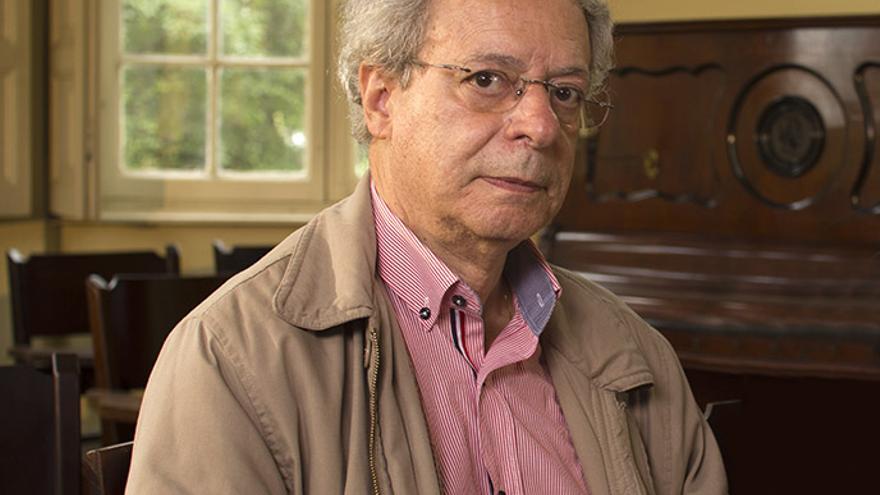 Frei Betto, quien fue asesor especial del presidente Lula da Silva y coordinador de Movilización Social del Programa Hambre Cero.