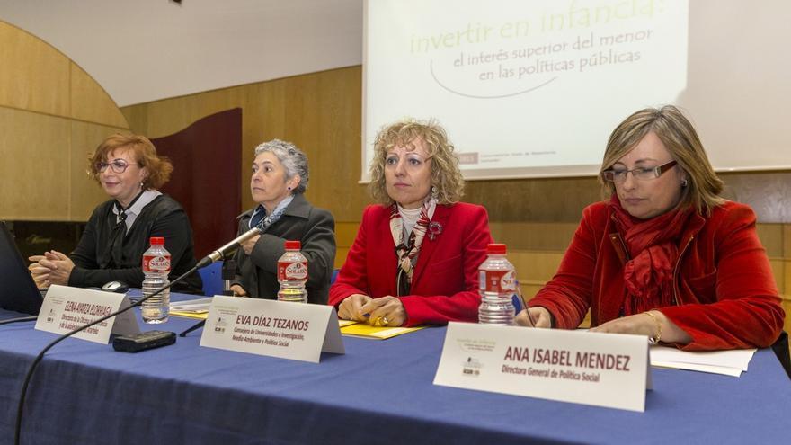 Díaz Tezanos anuncia que la RSB no se suspendará a familias con menores a su cargo aunque incumplan los requisitos