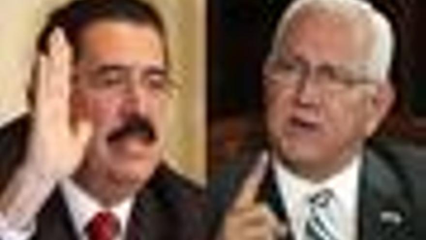 Vuelven a negociar las comisiones de Zelaya y Micheletti