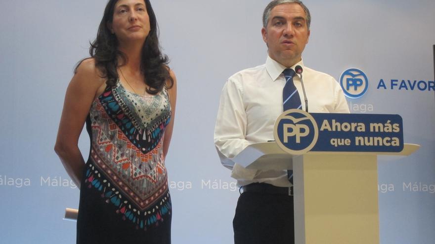 PP-A critica que desde que Díaz es presidenta se han recortado 1.100 millones de euros en Sanidad