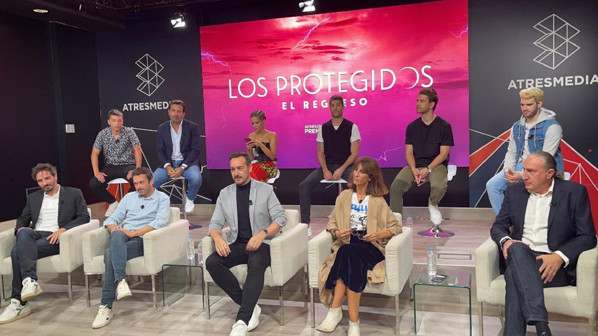 Rueda de prensa de 'Los protegidos: El regreso'