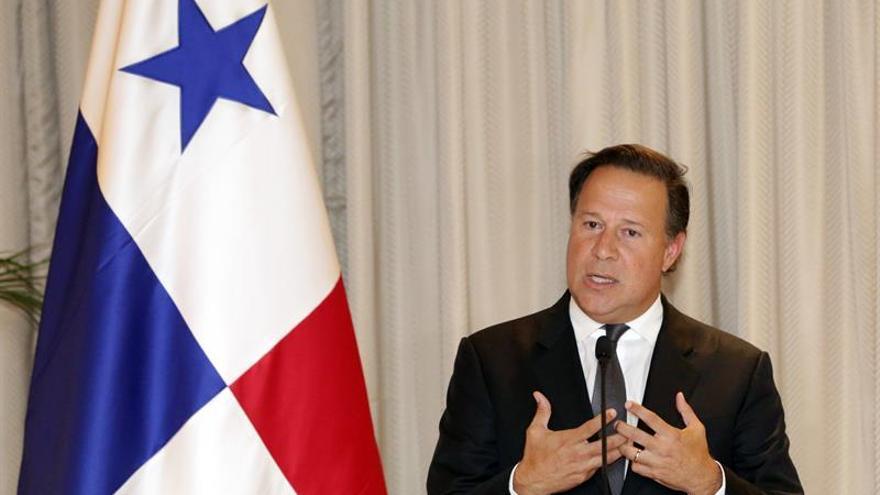 """Varela dice que abordará con Trump los """"desafíos comunes"""" de la región"""