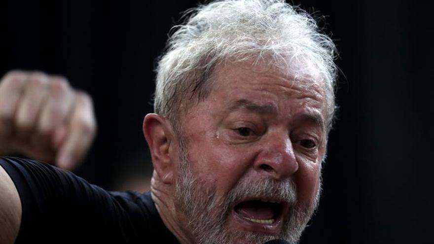 El Supremo rechaza la apelación de Lula contra la decisión que vetó su candidatura
