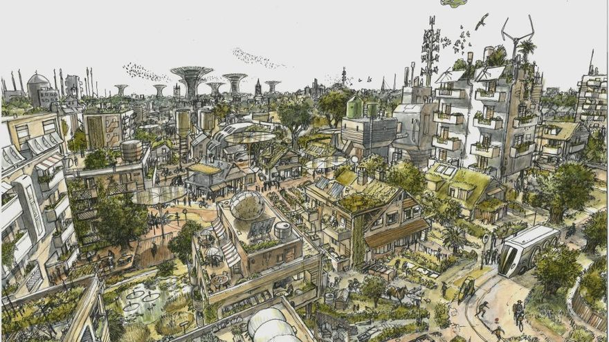 Resilience cities