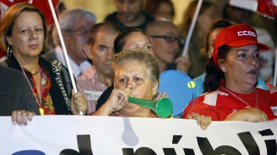 De las protestas en LPGC #5