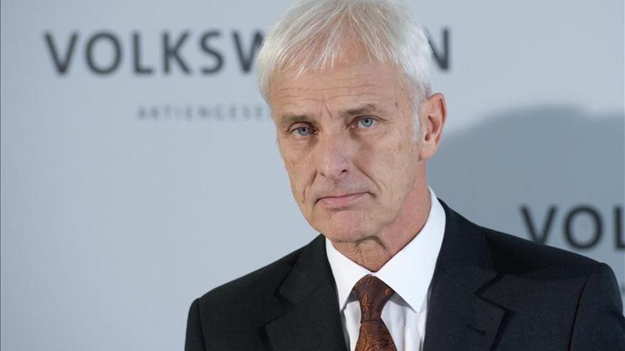VW quiere solventar en 2016 las irregularidades en las emisiones de CO2