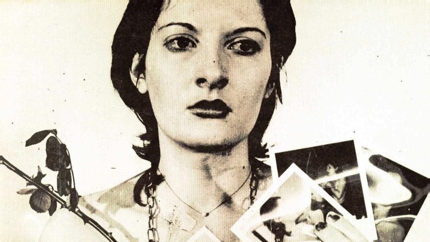 'Rhythm 0,' (Marina Abramović, 1974)