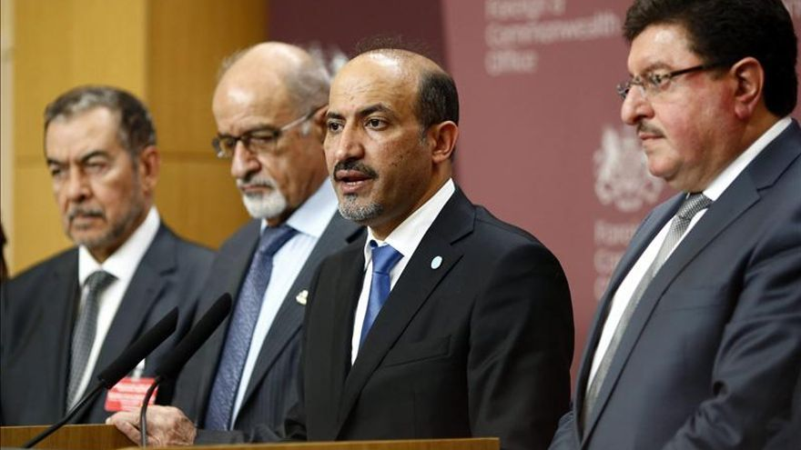 La principal alianza opositora siria participará en Ginebra 2 con condiciones