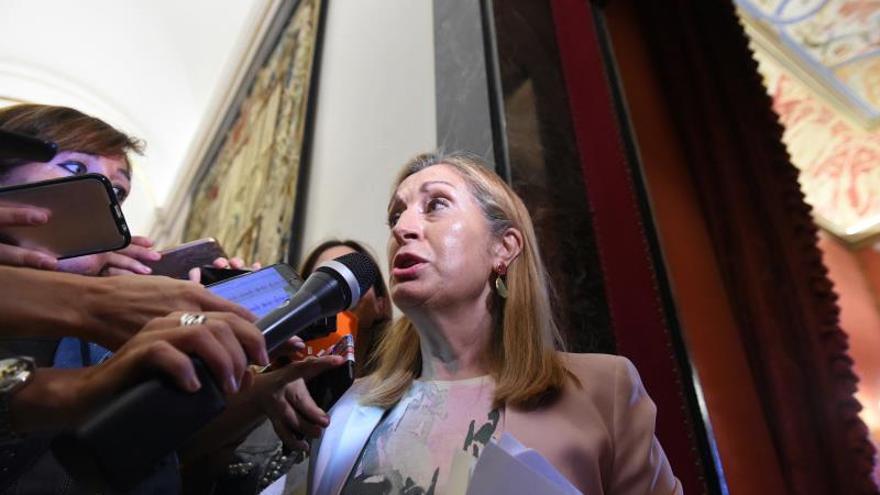 Ana Pastor, presidenta del Congreso de los Diputados