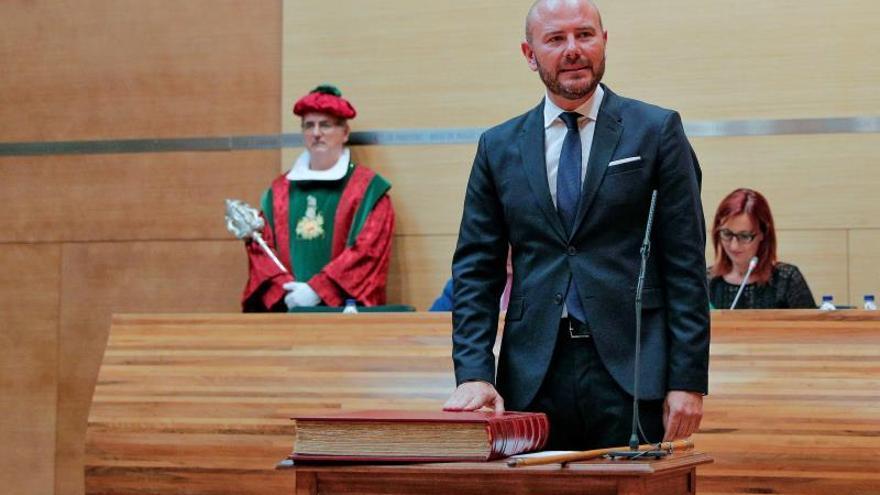 Toni Gaspar presidirá la Diputación de Valencia tras dimitir Jorge Rodríguez