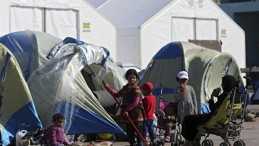 Grecia teme brotes de violencia entre los refugiados cuando comiencen las deportaciones