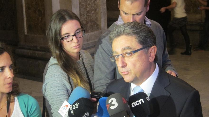 Millo (PP) pide a Mas un giro en su estrategia tras la decisión del TS