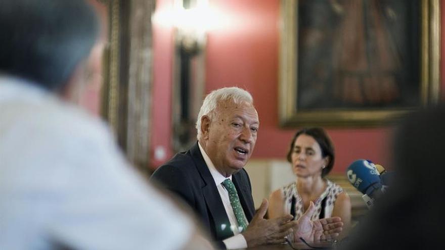 García-Margallo se dice convencido de que no habrá terceras elecciones