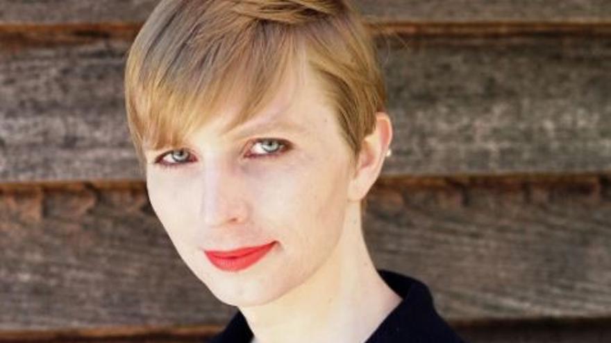 Chelsea Manning en una imagen subida en su cuenta de Instagram.