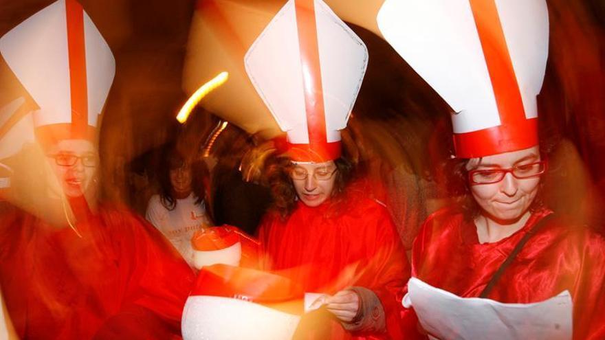 las feministas dicen que los derechos sexuales no están garantizados en España