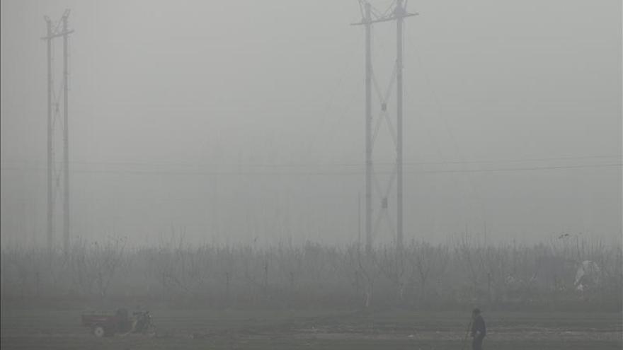La contaminación causó 275.000 muertes prematuras en China en 2013, según un estudio