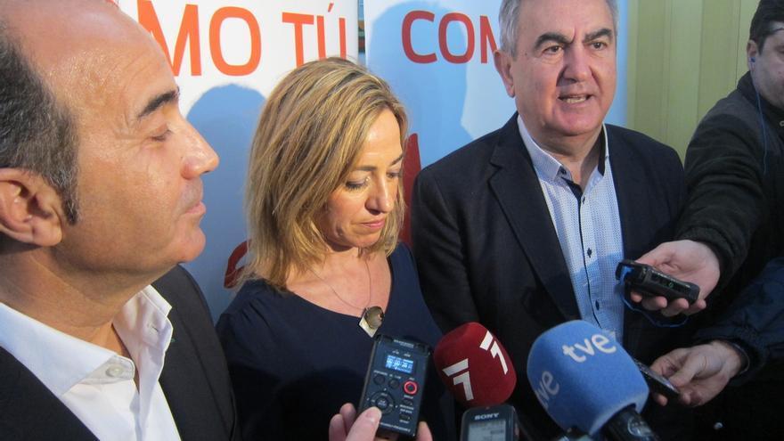 """Chacón sobre Monedero: """"Para no ser casta 400.000 euros en la cuenta corriente no está mal"""""""