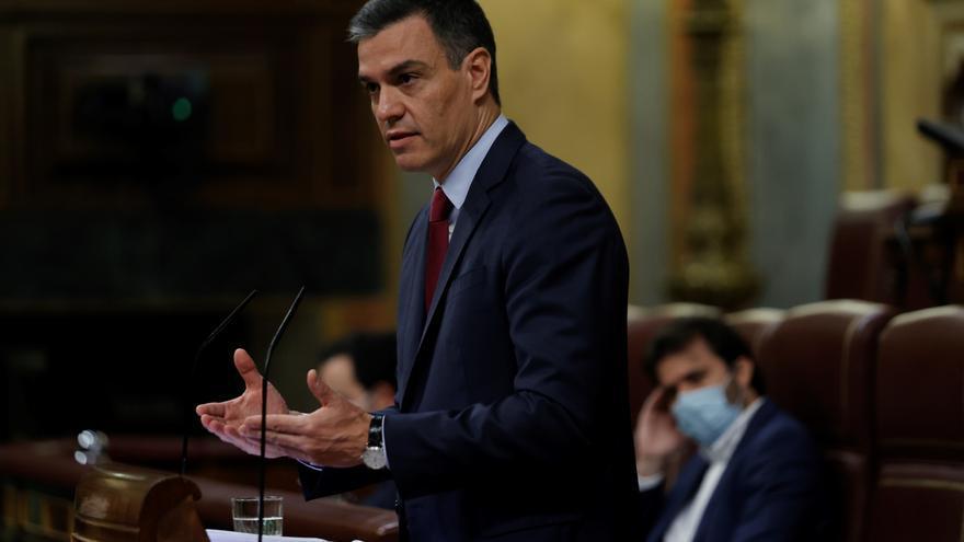 """Sánchez cierra el paso al referéndum de autodeterminación: """"Nunca jamás"""""""
