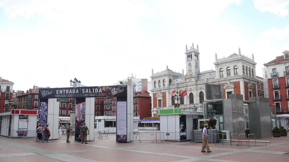 Feria del Libro de Valladolid. - FERIA DEL LIBRO