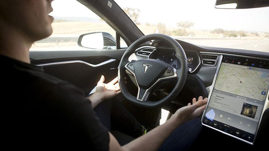En España, la DGT ya autoriza la circulación de coches autónomos en pruebas