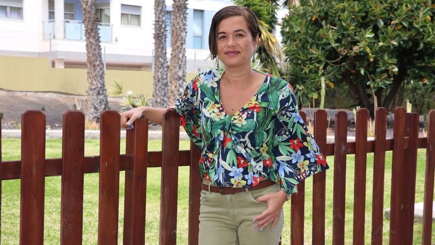 Francisca Barreto. (ALEJANDRO RAMOS)