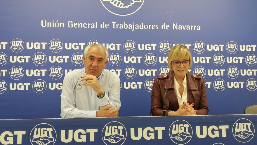 """UGT reclama al Gobierno foral y patronal """"iniciar la negociación de un plan de choque para reactivar la economía"""""""