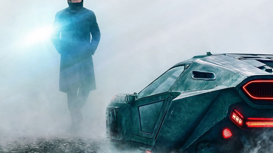 Póster de 'Blade Runner 2049'