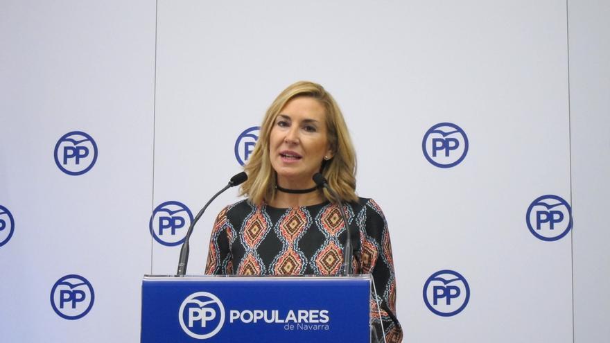 """El PPN preguntará a Barkos por su posición respecto al """"referéndum ilegal"""" de Cataluña"""