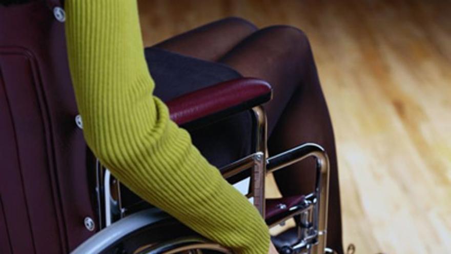Ropa en silla de ruedas