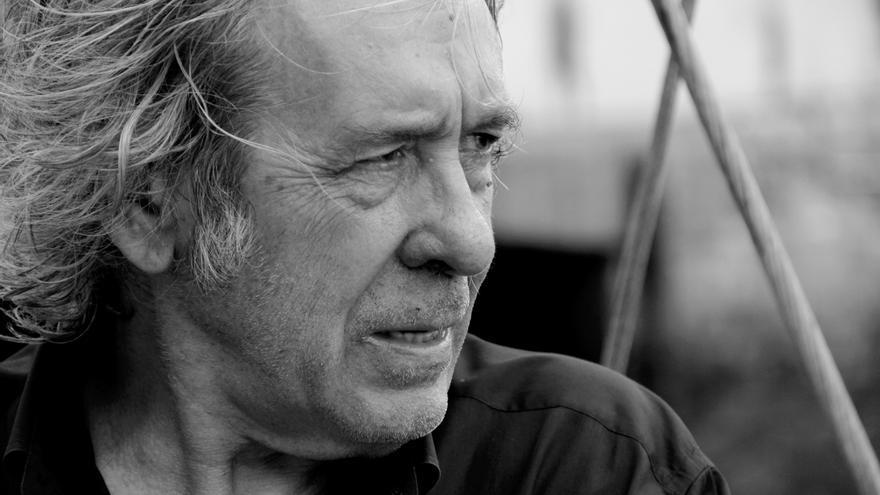 El cantautor y poeta Paco Ibáñez