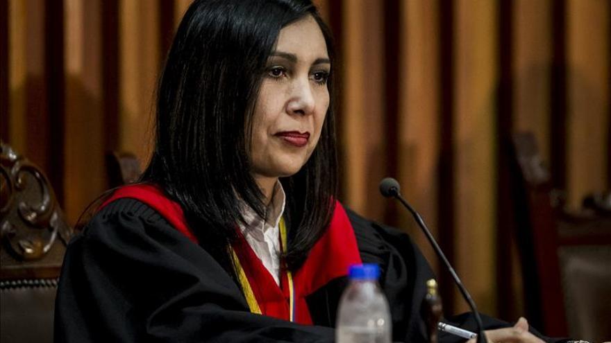 Supremo venezolano rechaza el fallo de la Corte chilena que pide protección a López