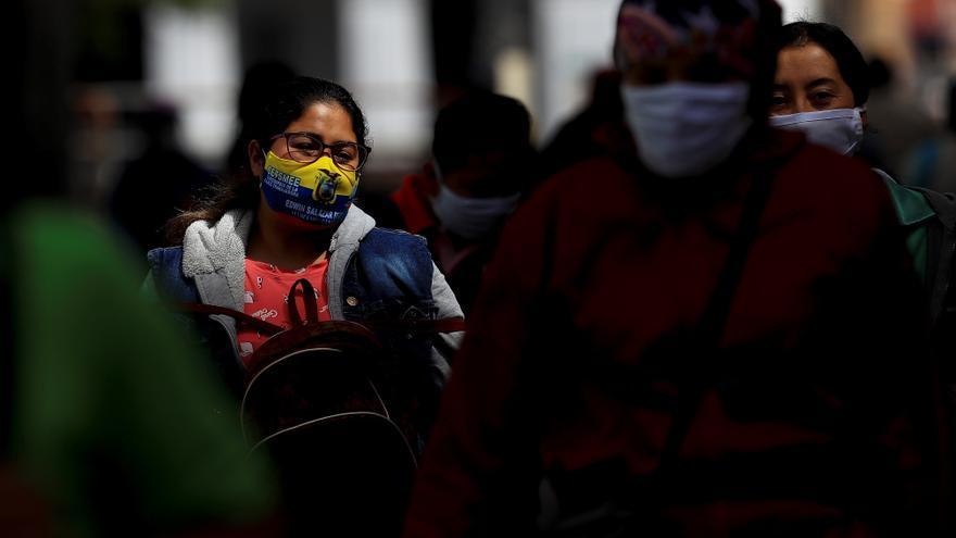 Ecuador suma 183.840 positivos acumulados de covid-19 y 13.095 fallecidos