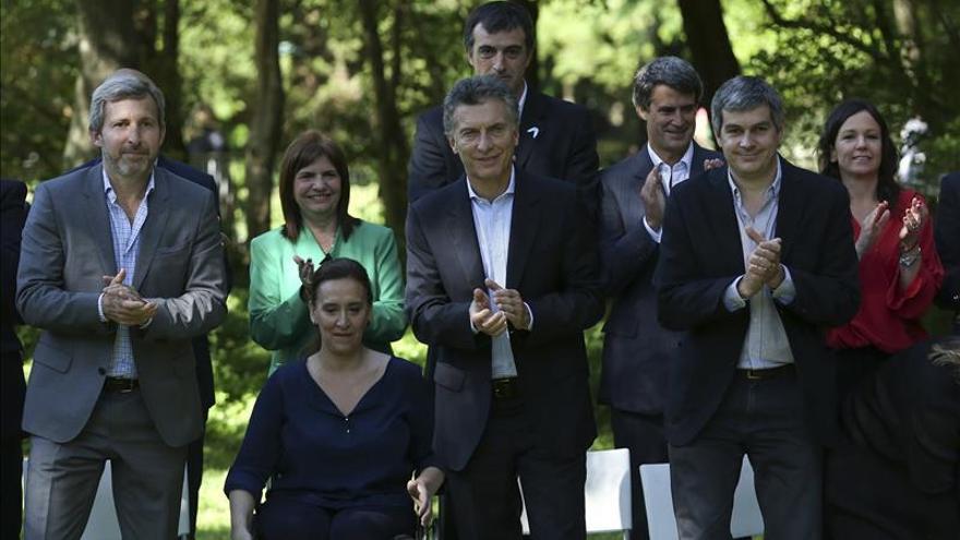 Mauricio versus Cristina, un nuevo estilo en la Casa Rosada