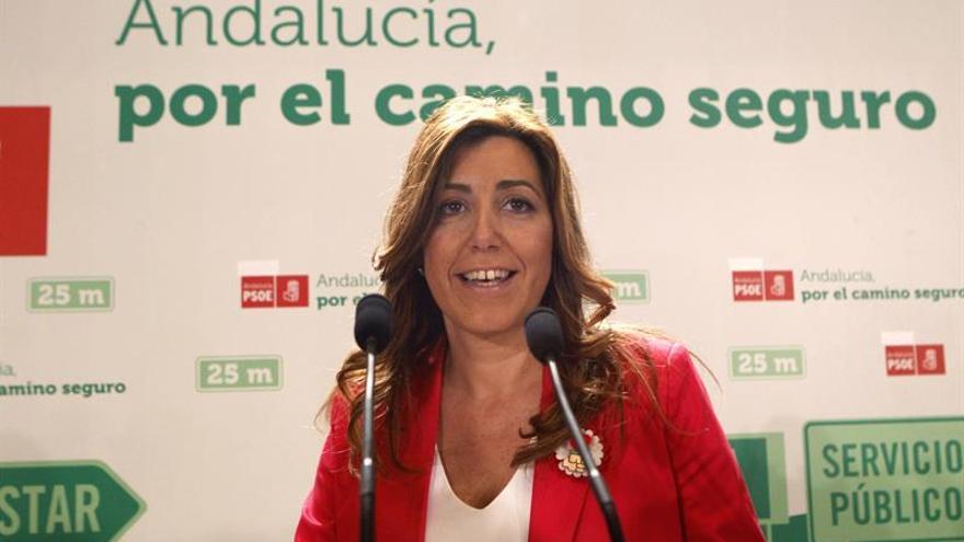 "Susana Díaz augura un 2016 ""fenomenal"" para el turismo de Andalucía"