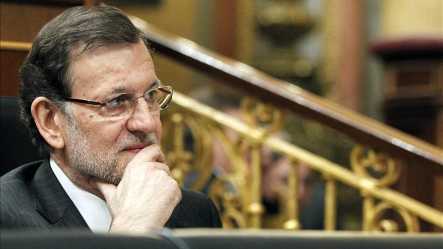 Rajoy desvela un 6,7 por ciento de déficit y destaca su estabilidad frente a Italia
