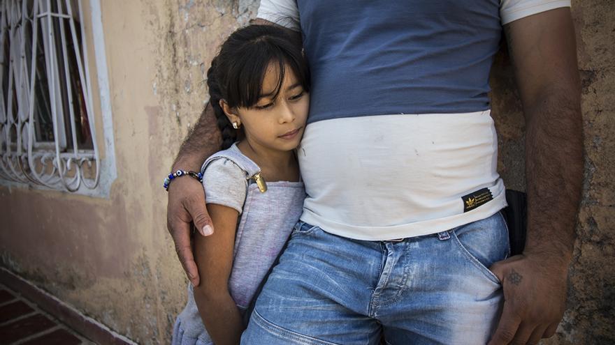 Su hija, Mariana González, de 6 años, sigue traumatizada y se niega a volver a su antiguo hogar donde dispararon a su padre.
