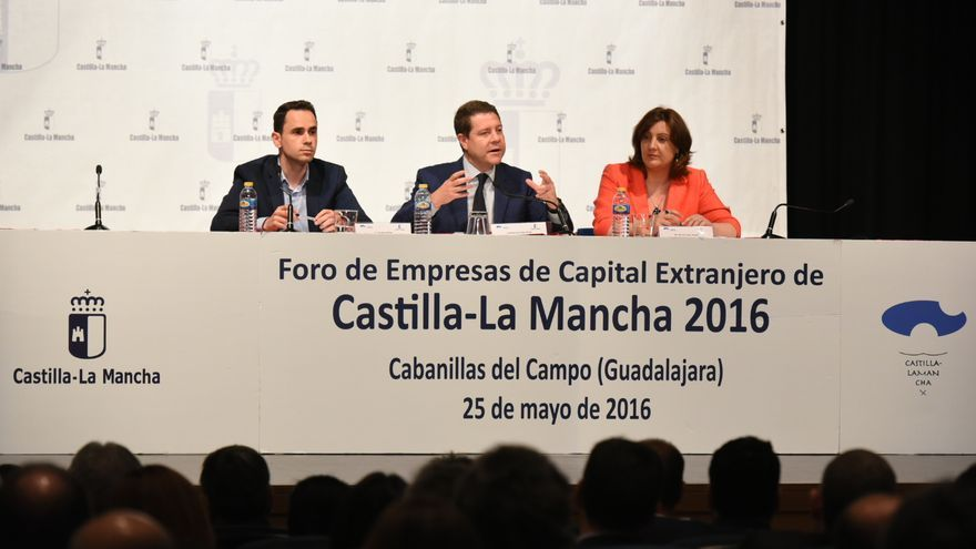 Imagen del Foro Regional de empresas de capital extranjero