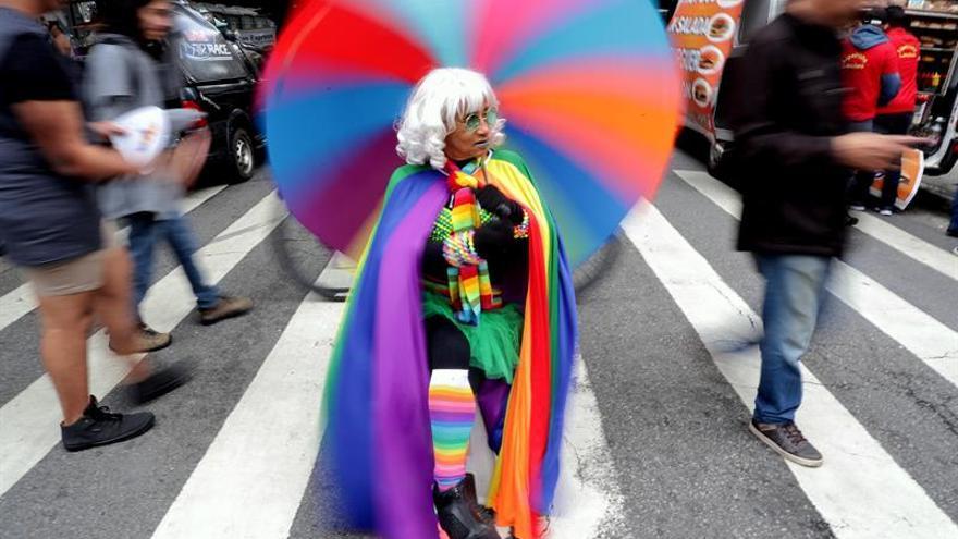 Sao Paulo celebra el Orgullo LGBT y manda un recado político en un año electoral