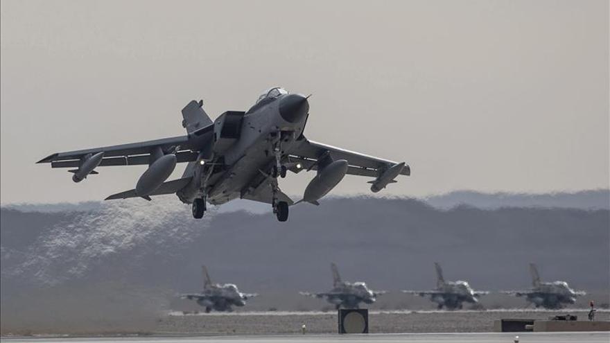 Israel alberga las maniobras aéreas más grandes de su historia