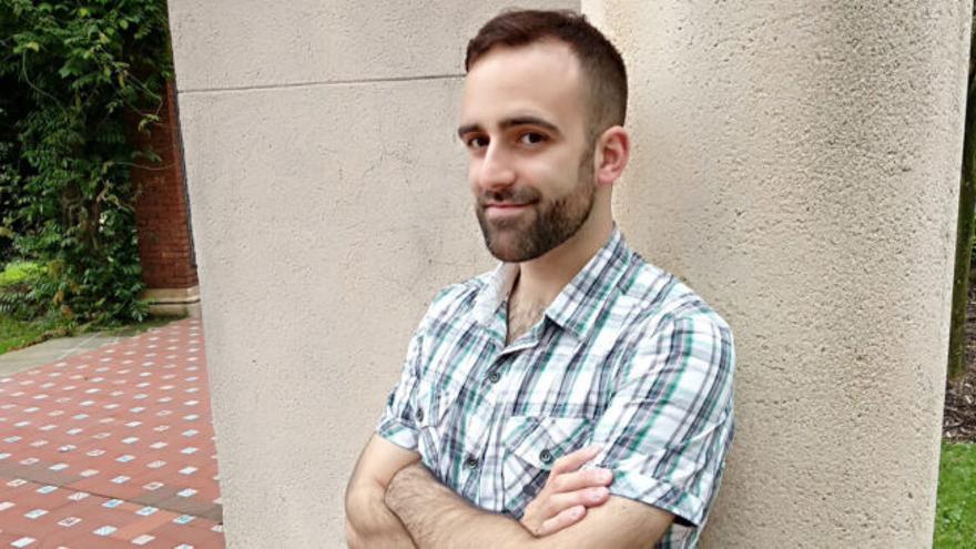 Álex Rodríguez, creador de 'De Fobos y Deimos'