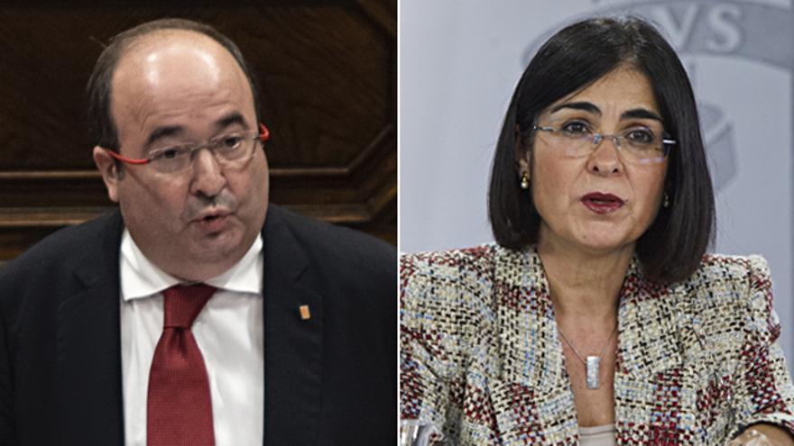 """El Gobierno de Castilla-La Mancha desea """"aciertos"""" a los nuevos ministros y pide a Darias que mantenga el """"talante"""" de diálogo de Illa"""